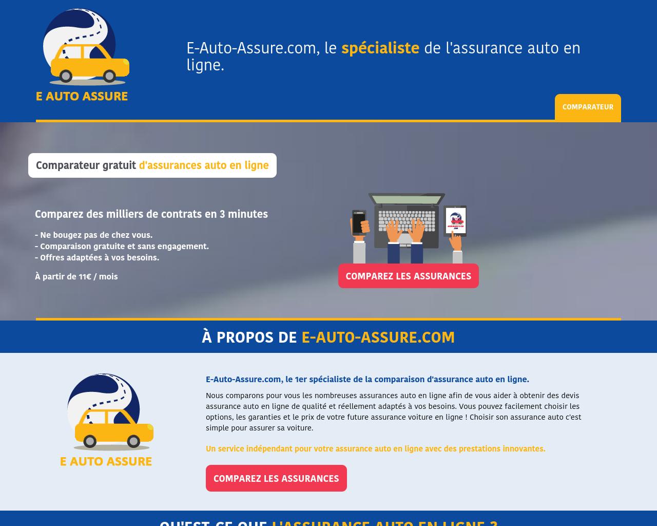 quel est le co t d une assurance auto en ligne disponible sur le site d 39 annonces ecommerce. Black Bedroom Furniture Sets. Home Design Ideas